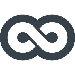 無限 インフィニティー マークのフリーアイコン 2 商用可の無料 フリー のアイコン素材をダウンロードできるサイト Icon Rainbow