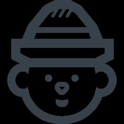 わんぱくな子供の無料アイコン素材 1 商用可の無料 フリー のアイコン素材をダウンロードできるサイト Icon Rainbow