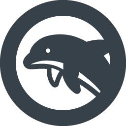 クジラの無料アイコン素材 4 商用可の無料 フリー のアイコン素材をダウンロードできるサイト Icon Rainbow