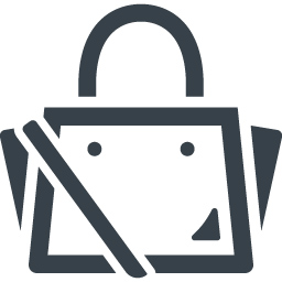 高級ブランド風のバッグの無料アイコン素材 4 商用可の無料 フリー のアイコン素材をダウンロードできるサイト Icon Rainbow