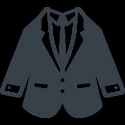 ジャケット ブレザーの無料アイコン素材 2 商用可の無料 フリー のアイコン素材をダウンロードできるサイト Icon Rainbow