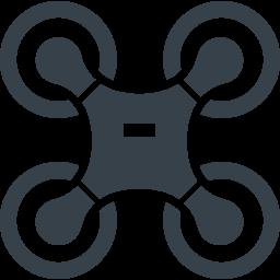 ドローンの無料アイコン素材 4 商用可の無料 フリー のアイコン素材をダウンロードできるサイト Icon Rainbow