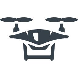 ドローンの無料アイコン素材 7 商用可の無料 フリー のアイコン素材をダウンロードできるサイト Icon Rainbow