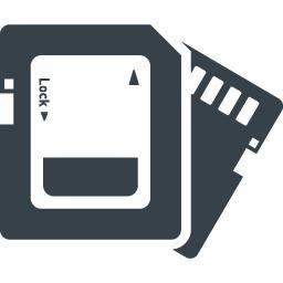 Sdカードの無料アイコン素材 4 商用可の無料 フリー のアイコン素材をダウンロードできるサイト Icon Rainbow
