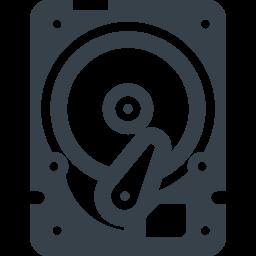 パソコンのhddドライブの無料アイコン素材 3 商用可の無料 フリー のアイコン素材をダウンロードできるサイト Icon Rainbow