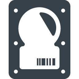 パソコンのhddドライブの無料アイコン素材 7 商用可の無料 フリー のアイコン素材をダウンロードできるサイト Icon Rainbow