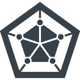 5角形のグラフ レーダーチャート の無料アイコン素材 3 商用可の無料 フリー のアイコン素材をダウンロードできるサイト Icon Rainbow