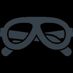 縁の太い眼鏡の無料アイコン素材 1 商用可の無料 フリー のアイコン素材をダウンロードできるサイト Icon Rainbow