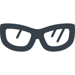 メガネの無料アイコン素材 9 商用可の無料 フリー のアイコン素材をダウンロードできるサイト Icon Rainbow