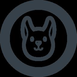 ウサギの無料アイコン素材 4 商用可の無料 フリー のアイコン素材をダウンロードできるサイト Icon Rainbow