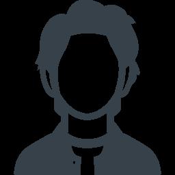 若い男性の無料アイコン素材 1 商用可の無料 フリー のアイコン素材をダウンロードできるサイト Icon Rainbow