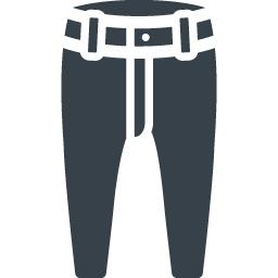 パンツ ズボン の無料アイコン素材 1 商用可の無料 フリー のアイコン素材をダウンロードできるサイト Icon Rainbow