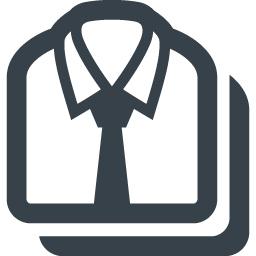 ワイシャツとネクタイの無料アイコン素材 3 商用可の無料 フリー のアイコン素材をダウンロードできるサイト Icon Rainbow