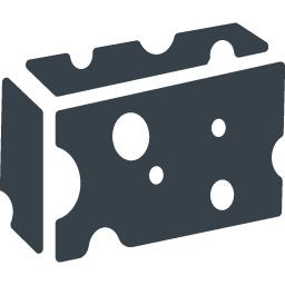 穴あきチーズの無料アイコン素材 商用可の無料 フリー のアイコン素材をダウンロードできるサイト Icon Rainbow