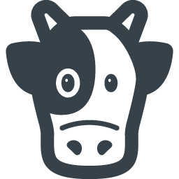 ダウンロード済み 牛 イラスト 無料 アイコンを無料でダウンロード