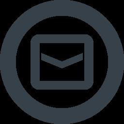 メールのフリーアイコン 8 商用可の無料 フリー のアイコン素材をダウンロードできるサイト Icon Rainbow