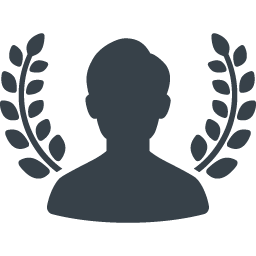 Award 優勝 受賞の無料アイコン素材 2 商用可の無料 フリー のアイコン素材をダウンロードできるサイト Icon Rainbow