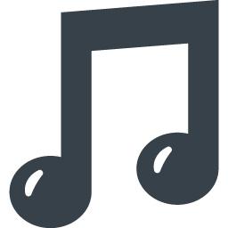 音楽記号の無料アイコン素材 商用可の無料 フリー のアイコン素材をダウンロードできるサイト Icon Rainbow