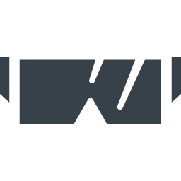 3dメガネの無料アイコン素材 3 商用可の無料 フリー のアイコン素材をダウンロードできるサイト Icon Rainbow