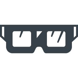 3dメガネの無料アイコン素材 4 商用可の無料 フリー のアイコン素材をダウンロードできるサイト Icon Rainbow