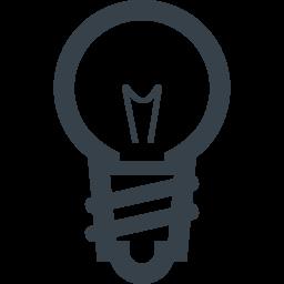 豆電球の無料アイコン素材 6 商用可の無料 フリー のアイコン素材をダウンロードできるサイト Icon Rainbow