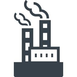工場の無料アイコン素材 4 商用可の無料 フリー のアイコン素材をダウンロードできるサイト Icon Rainbow