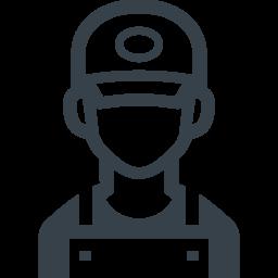 アルバイトスタッフの無料アイコン素材 1 商用可の無料 フリー のアイコン素材をダウンロードできるサイト Icon Rainbow
