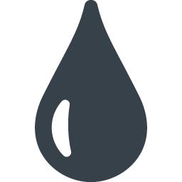 水の滴の無料アイコン素材 2 商用可の無料 フリー のアイコン素材をダウンロードできるサイト Icon Rainbow