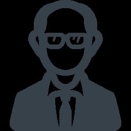 やり手のビジネスマンの無料アイコン素材 商用可の無料 フリー のアイコン素材をダウンロードできるサイト Icon Rainbow