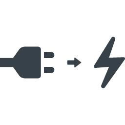 電源から充電の無料アイコン 1 商用可の無料 フリー のアイコン素材をダウンロードできるサイト Icon Rainbow