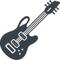 エレキギターの無料アイコン素材 2 商用可の無料 フリー のアイコン素材をダウンロードできるサイト Icon Rainbow