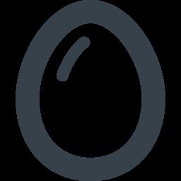 卵の無料アイコン素材 1 商用可の無料 フリー のアイコン素材をダウンロードできるサイト Icon Rainbow