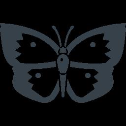 蝶の無料アイコン素材 7 商用可の無料 フリー のアイコン素材をダウンロードできるサイト Icon Rainbow