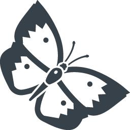 蝶の無料アイコン素材 9 商用可の無料 フリー のアイコン素材をダウンロードできるサイト Icon Rainbow