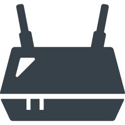 モデム ルーターの無料アイコン素材 6 商用可の無料 フリー のアイコン素材をダウンロードできるサイト Icon Rainbow