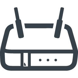 モデム ルーターの無料アイコン素材 7 商用可の無料 フリー のアイコン素材をダウンロードできるサイト Icon Rainbow
