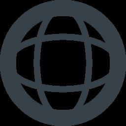 地球 ネットワークのアイコン素材 3 商用可の無料 フリー のアイコン素材をダウンロードできるサイト Icon Rainbow
