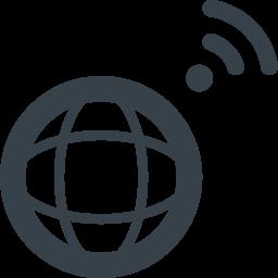 インターネット ネットワークの無料アイコン 2 商用可の無料 フリー のアイコン素材をダウンロードできるサイト Icon Rainbow