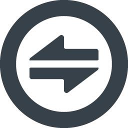 データ通信 送受信の矢印無料アイコン 5 商用可の無料 フリー のアイコン素材をダウンロードできるサイト Icon Rainbow