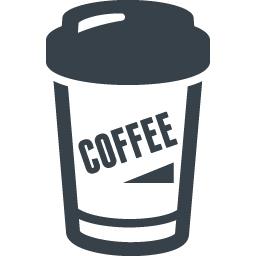 コーヒーのテイクアウトカップの無料アイコン素材 2 商用可の無料 フリー のアイコン素材をダウンロードできるサイト Icon Rainbow