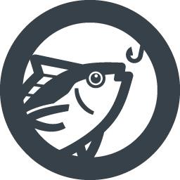 マグロの釣りの無料アイコン素材 2 商用可の無料 フリー のアイコン素材をダウンロードできるサイト Icon Rainbow
