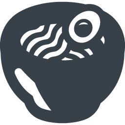 ラーメンの無料アイコン素材 1 商用可の無料 フリー のアイコン素材をダウンロードできるサイト Icon Rainbow