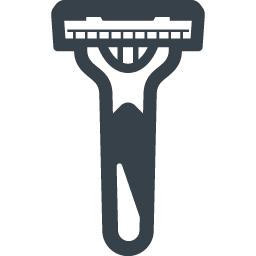 ヒゲ剃りシェイバーの無料アイコン素材 2 商用可の無料 フリー のアイコン素材をダウンロードできるサイト Icon Rainbow