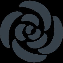 バラの花の無料アイコン素材 3 商用可の無料 フリー のアイコン素材をダウンロードできるサイト Icon Rainbow