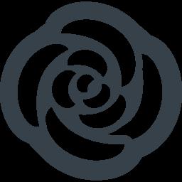 バラの花の無料アイコン素材 4 商用可の無料 フリー のアイコン素材をダウンロードできるサイト Icon Rainbow