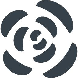 バラの花の無料アイコン素材 5 商用可の無料 フリー のアイコン素材をダウンロードできるサイト Icon Rainbow