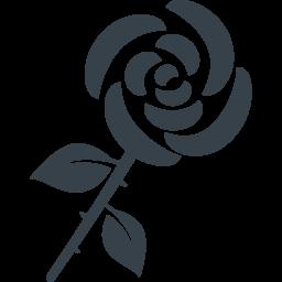 バラの花の無料アイコン素材 8 商用可の無料 フリー のアイコン素材をダウンロードできるサイト Icon Rainbow