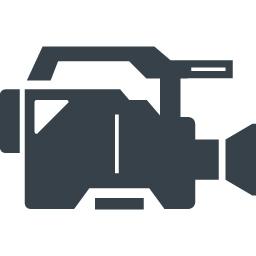 取材用のデジタルビデオカメラのフリーアイコン素材 1 商用可の無料 フリー のアイコン素材をダウンロードできるサイト Icon Rainbow