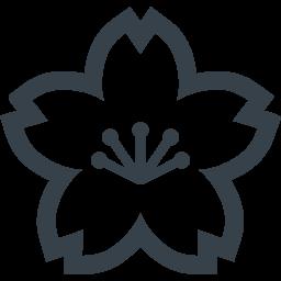 桜の花の無料アイコン 3 商用可の無料 フリー のアイコン素材をダウンロードできるサイト Icon Rainbow