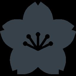 桜の花の無料アイコン 4 商用可の無料 フリー のアイコン素材をダウンロードできるサイト Icon Rainbow